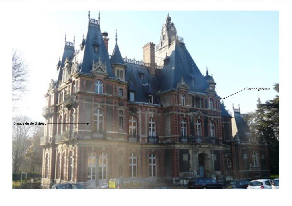 MECS Château DG